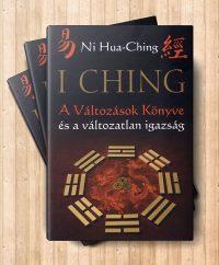 I ching könyvborító